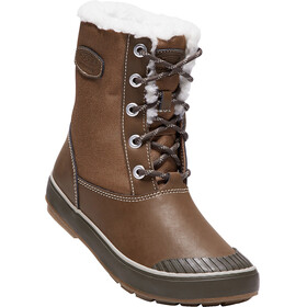 Keen Elsa WP Boots Women Dark Earth